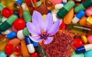 خواص درمانی زعفران